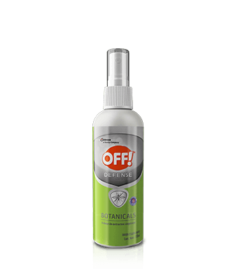 OFF!® Defense Botanicals Spray