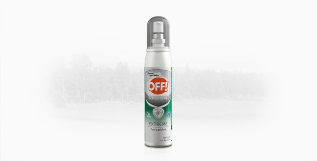 OFF!® Defense Extreme Spray