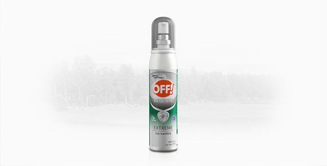 OFF!® Defense Extreme Spray