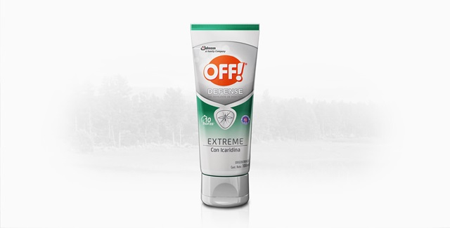OFF!® Defense Extreme Gel
