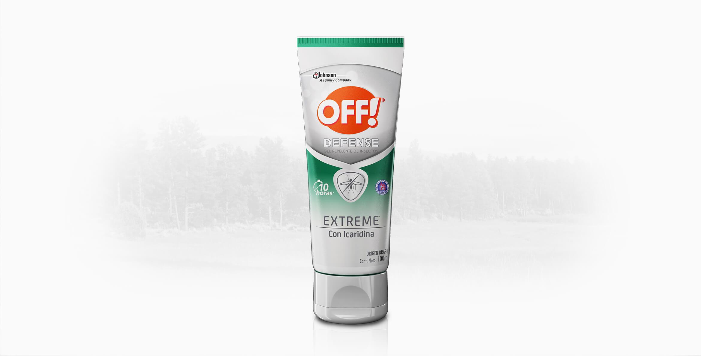OFF!® Defense Extreme Gel