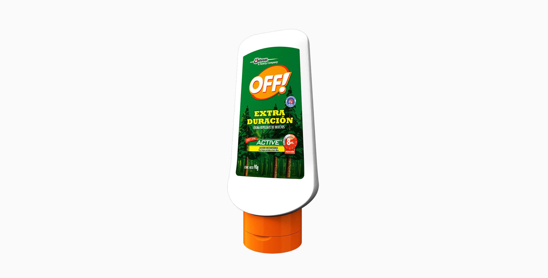 OFF!® Extra Duración Crema