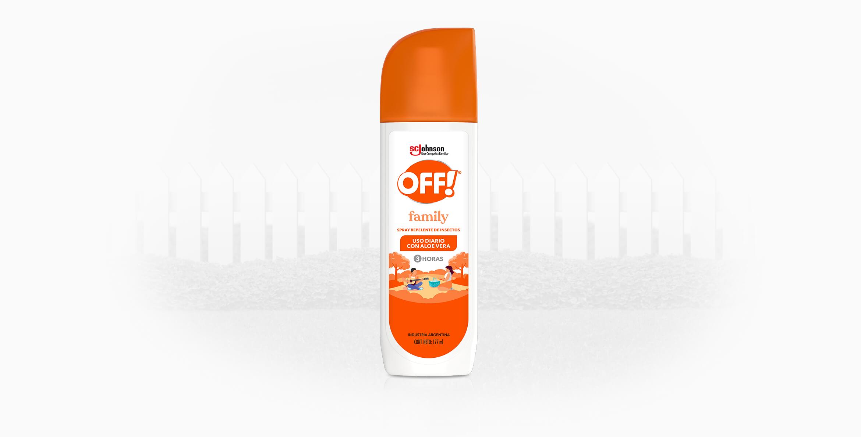 OFF!® Family Spray