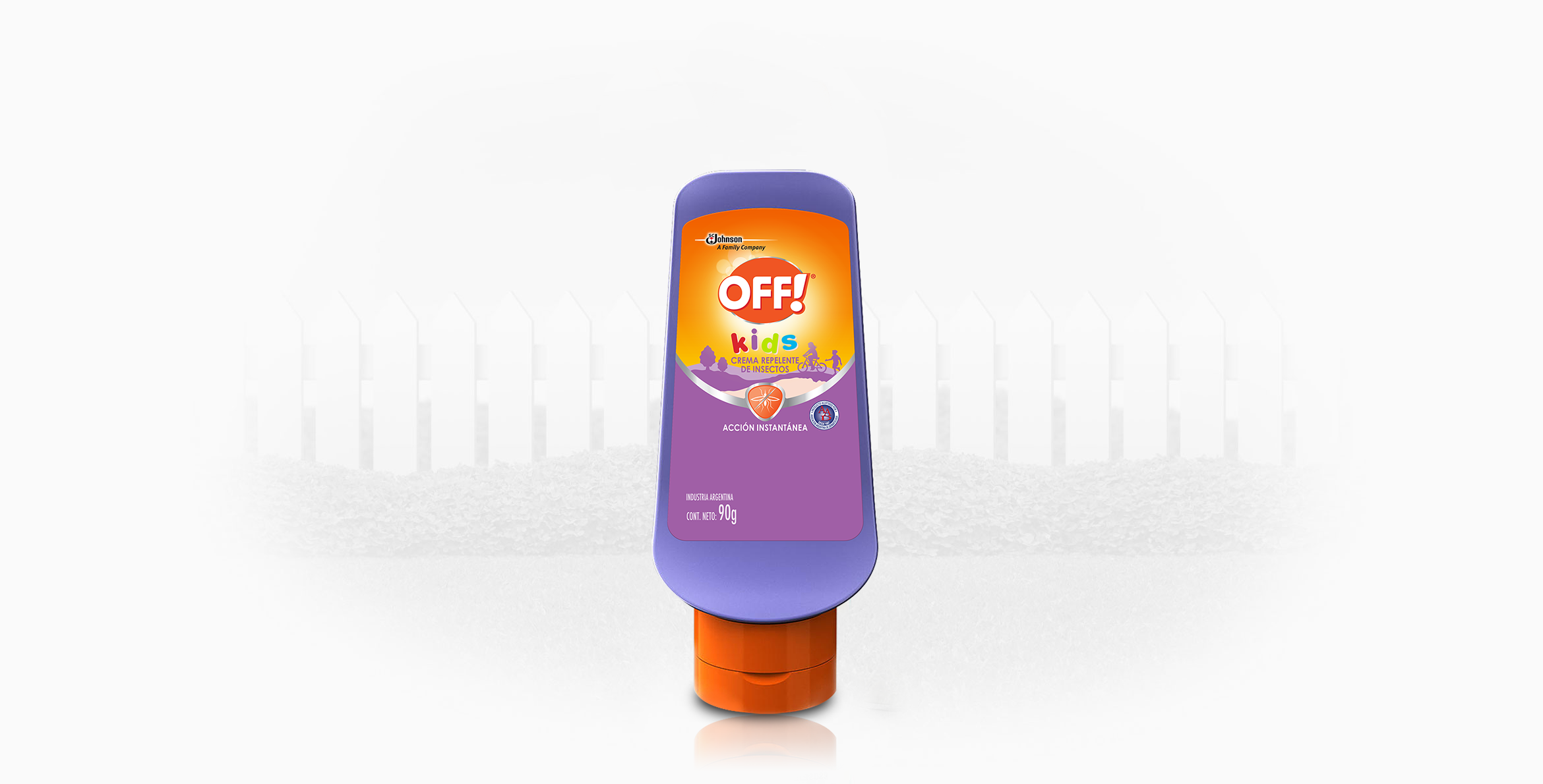 OFF!® Family Crema Kids