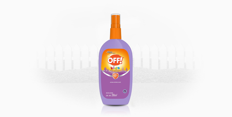 OFF!® Kids Spray