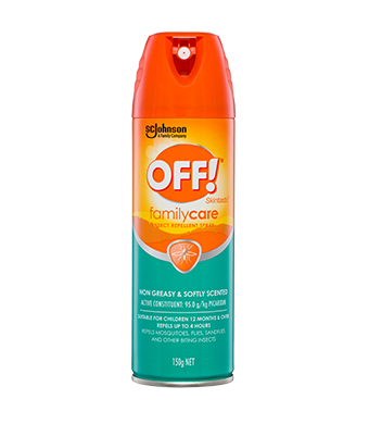 OFF!® Skintastic Insect Repellent Aerosol