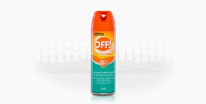 OFF!® Skintastic Insect Repellent Aerosol