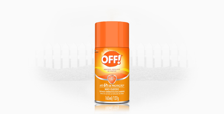 OFF!® Family Aerossol