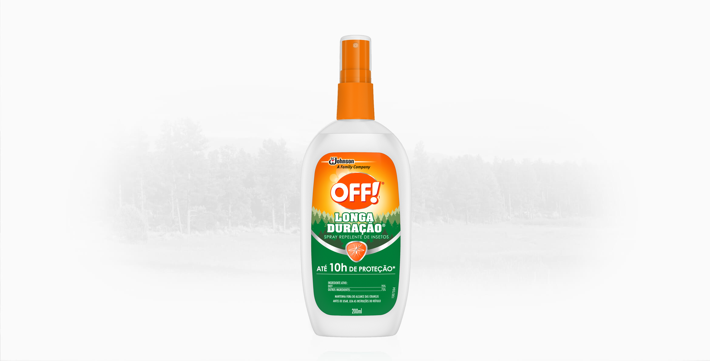 OFF! Longa Duração Spray 200ml