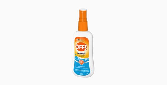OFF!® Refresh Spray