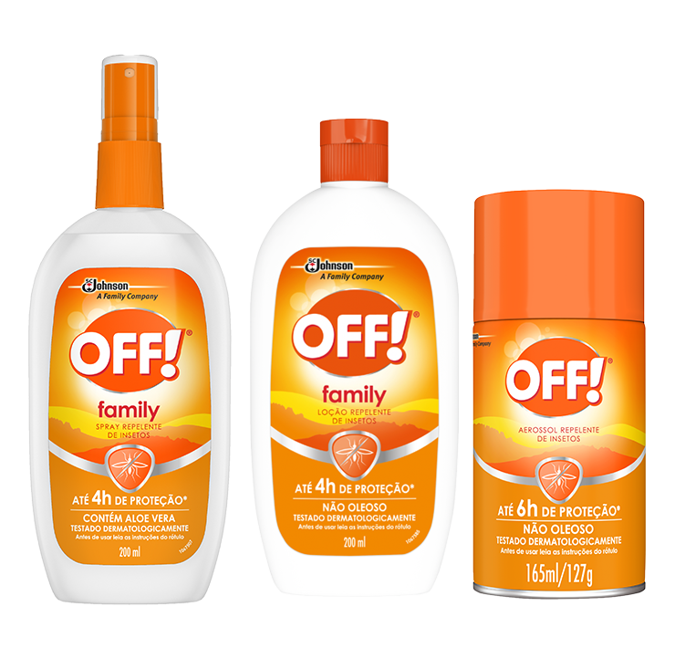 OFF!<sup>®</sup> Family