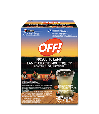 OFF! PowerPad® Lampe chasse-moustiques