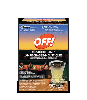 OFF! PowerPad® Mosquito Lamp