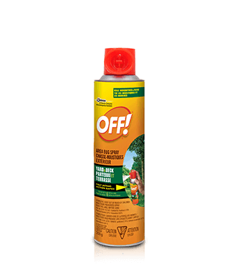 OFF!®Area Bug Spray (Yard & Deck)