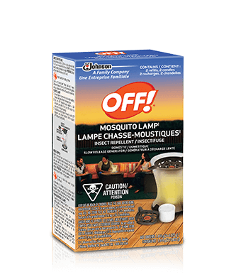 OFF! PowerPad® Lampe chasse-moustiques – Recharges