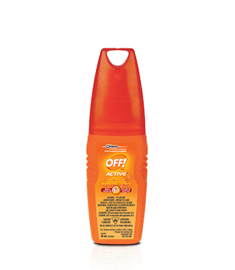 OFF! Active® Pump Spray Insect Repellent