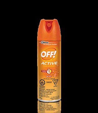 OFF! Active® Chasse-moustiques