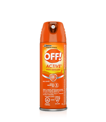 OFF! Active® Insect Repellent