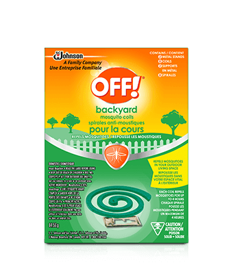 OFF!® Mosquito Coils 2