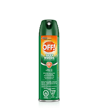 OFF!® Deep Woods® Insect Repellent