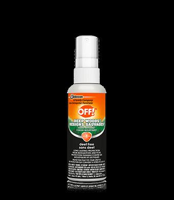 OFF!® Deep Woods® Pump Spray Insect Repellent  9 -  Deet Free
