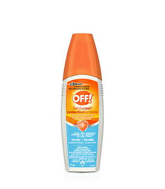 OFF!® FamilyCare® Spray Insect Repellent Family – Summer Splash®