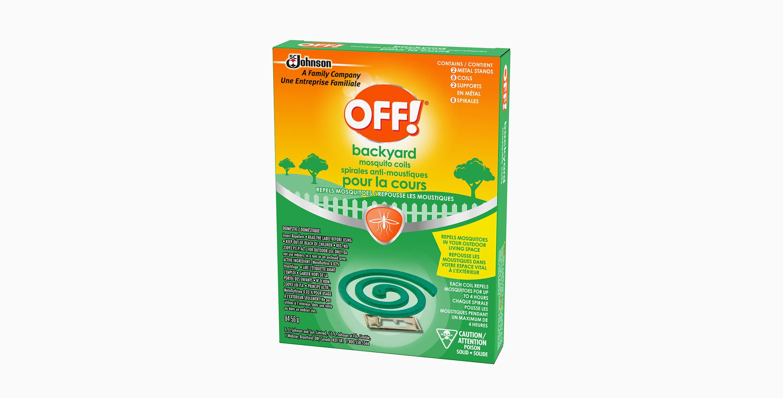 OFF!® Spirales anti-moustiques 2