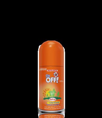 Stay OFF!® Adultos Repelente de insectos en Roll on 40 g