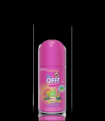 Stay OFF!® Niños Repelente de insectos en Roll on 40 g