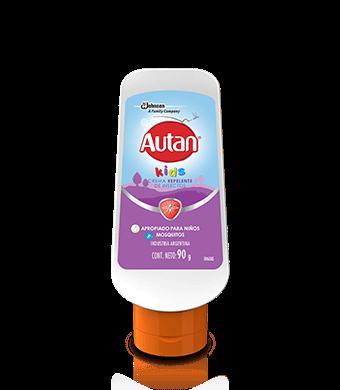 Autan® Crema Niños Repelente De Insectos 90 g