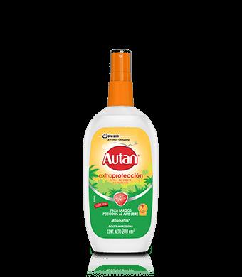 Autan® Extra Protección Spray Repelente De Insectos