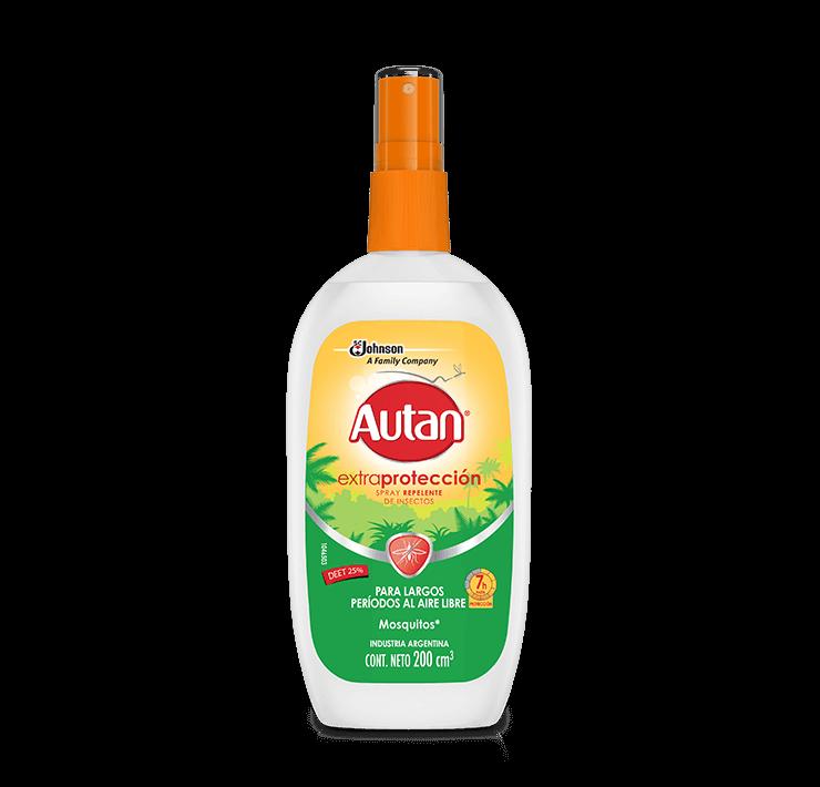 Autan® Extra Protección Spray