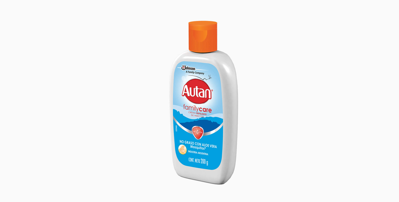 Autan® Crema Family Repelente De Insectos