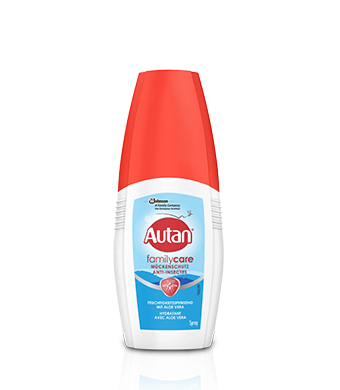 Autan® Family Care Pumpspray