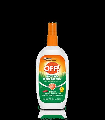 OFF! Extra Duración Spray