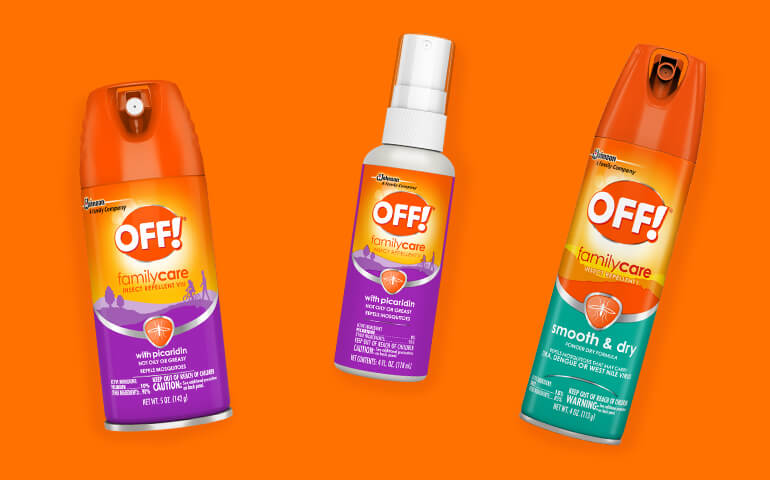 Which insect repellent is right for me