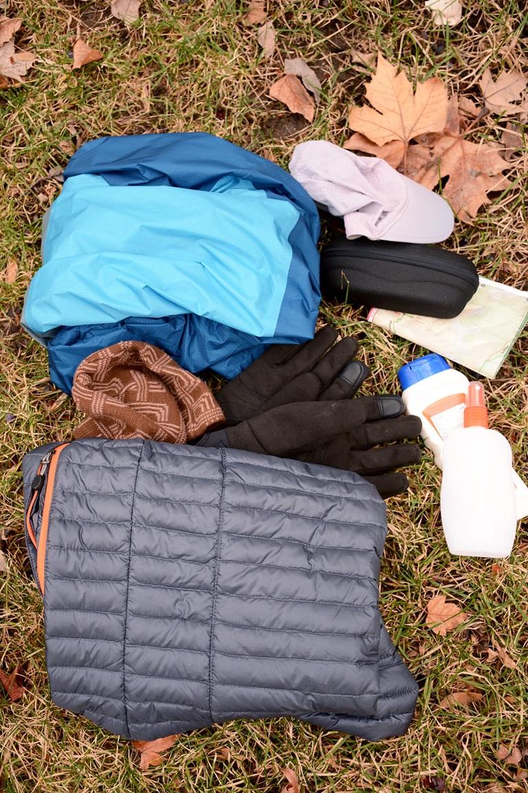 Der passende Rucksack