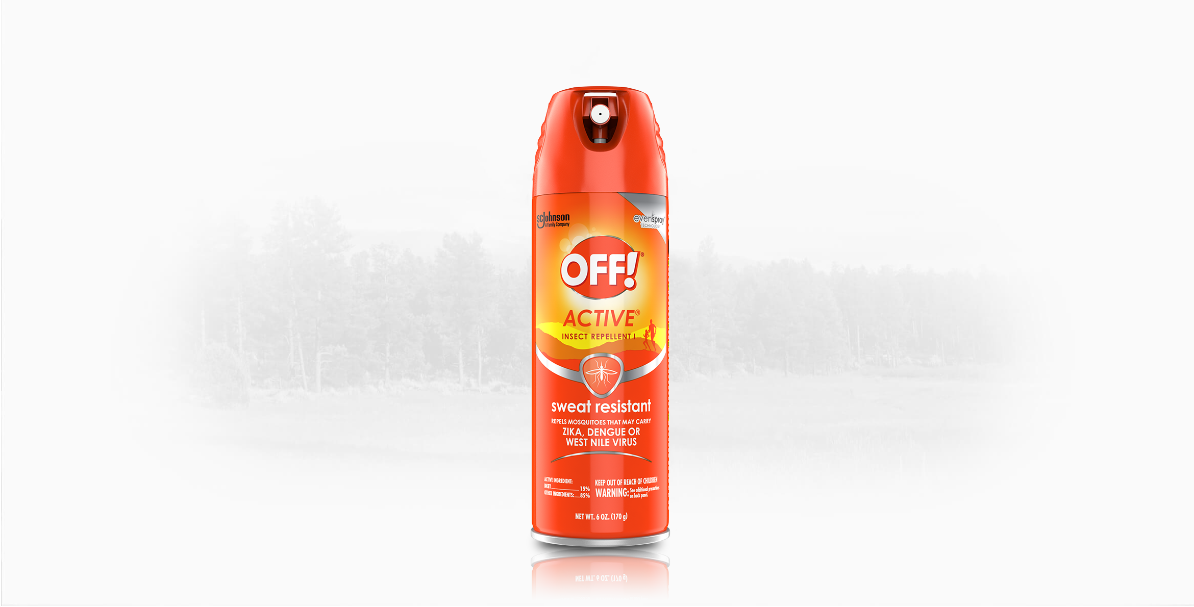 OFF!® Active® Insect Repellent I