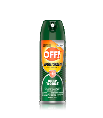 OFF!® Sportsmen Deep Woods® Insect Repellent 3