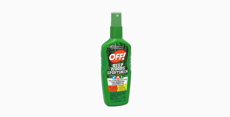 OFF!® Deep Woods® Sportsmen Insect Repellent III