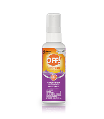 OFF!® Family Care Insect Repellent II with Picaridin