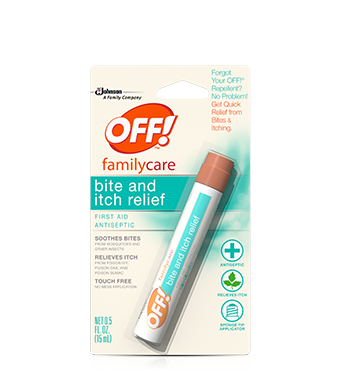 OFF!® FamilyCare Bite and Itch Relief