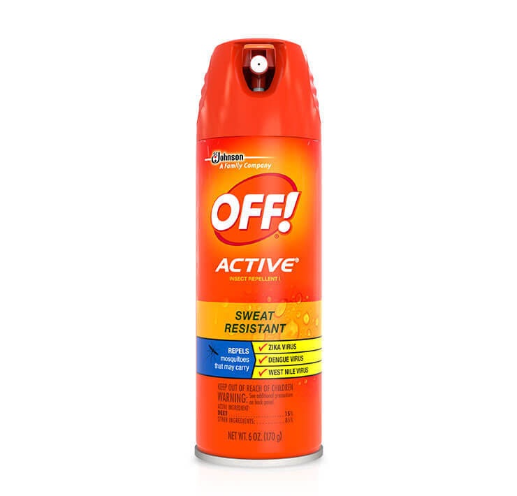 OFF!® Active®