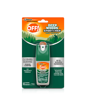 OFF!® Deep Woods® Sportsmen Insect Repellent I