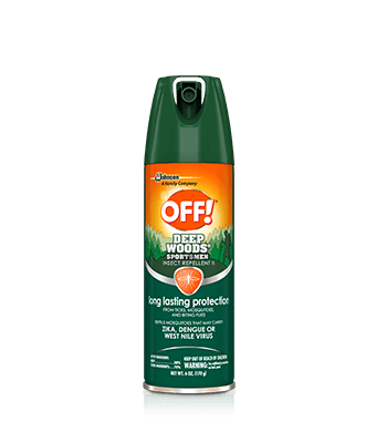 OFF! Deep Woods® Sportsmen Insect Repellent II