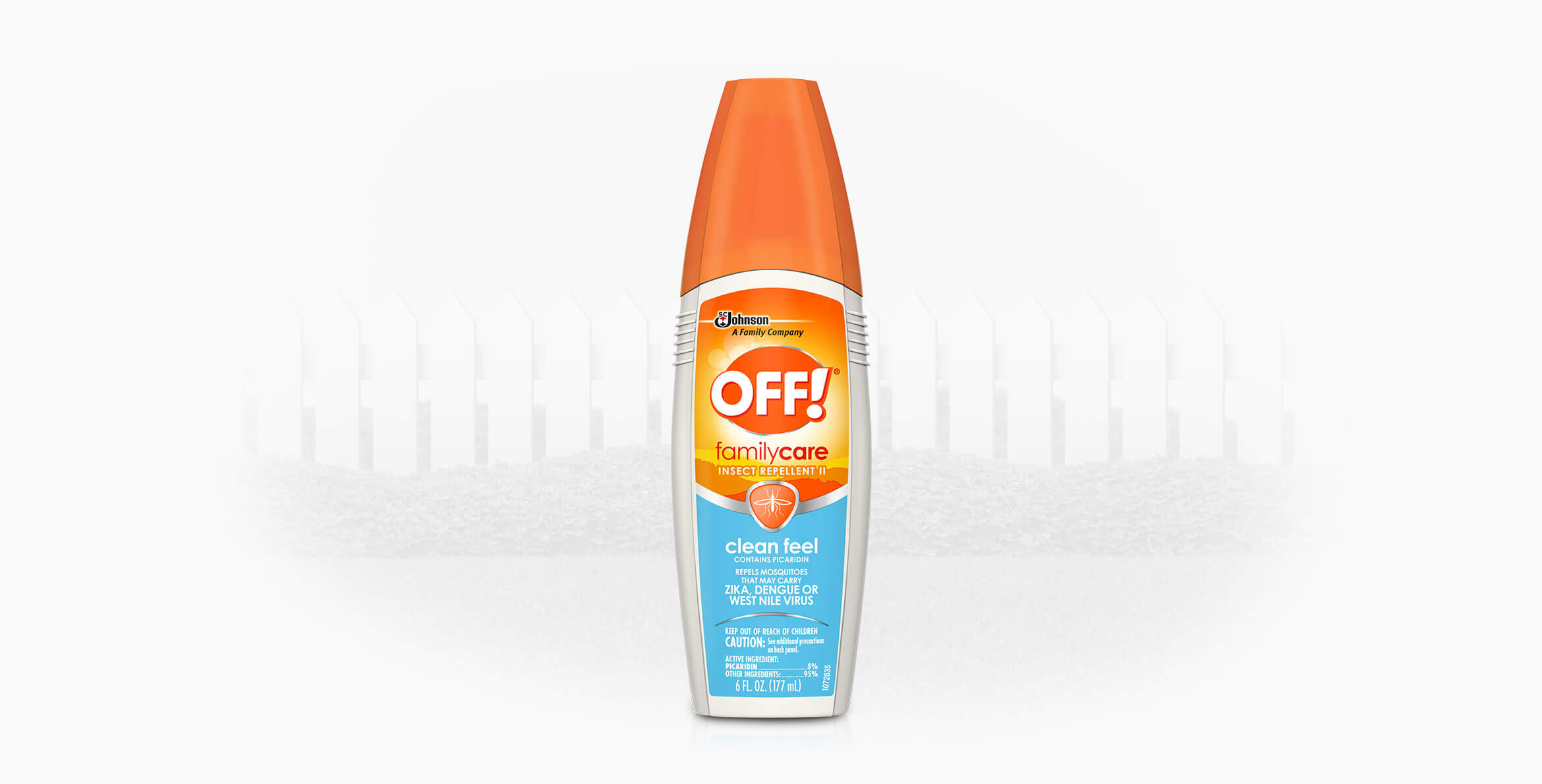 Off Familycare Insect Repellent Ii Clean Feel Off Repellent