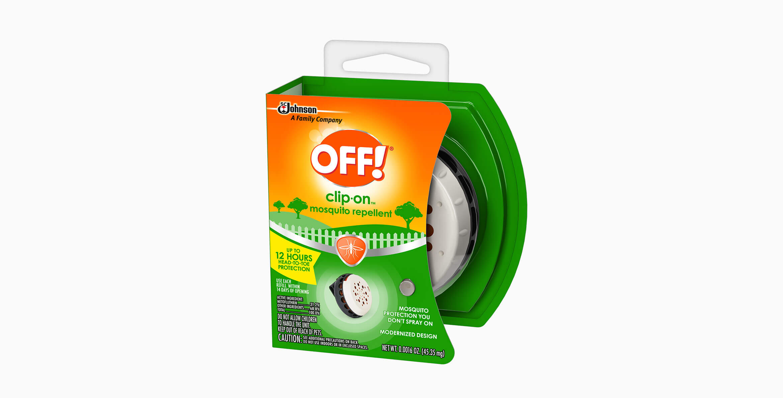Off Clip On Mosquito Repellent Off Repellent