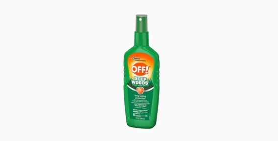 OFF! Deep Woods® Insect Repellent VII