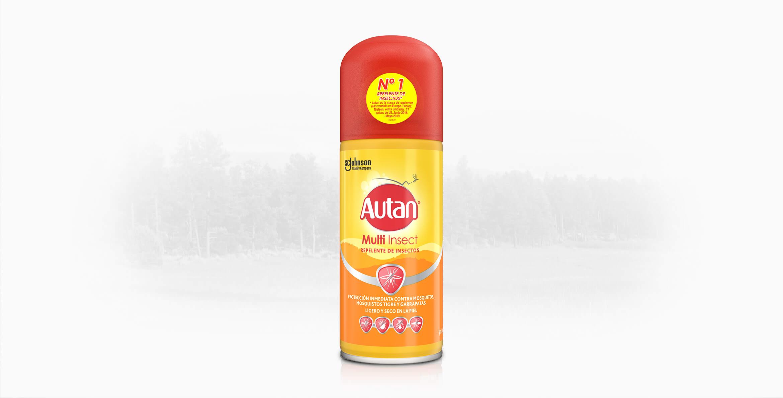 Autan® Protection Plus Spray Seco