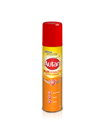 Autan® Multi-insectes Spray Aérosol